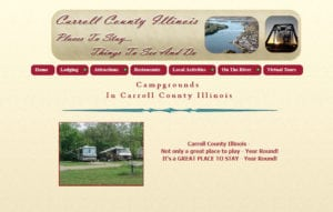 Carroll County IL Camping