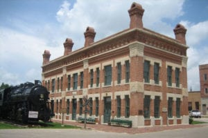Lee County IL Amboy Depot