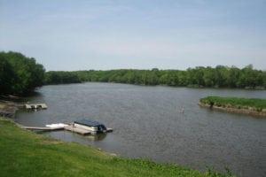 Ogle County IL Rock River