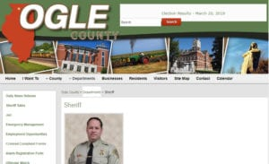 Ogle County IL Sheriff