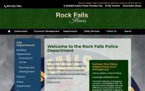 Rock Falls IL Police