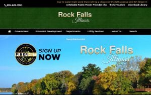 Rock Falls IL Website