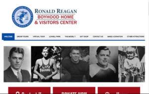 Dixon IL Ronald Reagan
