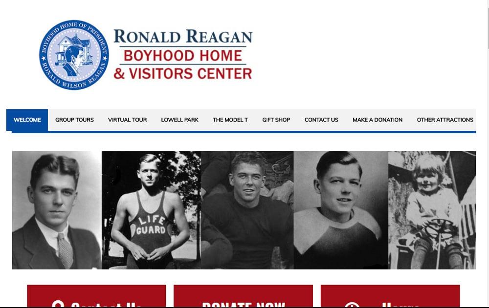 Homes for Sale in Dixon IL - Dixon IL Ronald Reagan