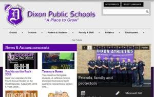 Dixon IL Schools