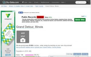 Grand Detour IL City Data
