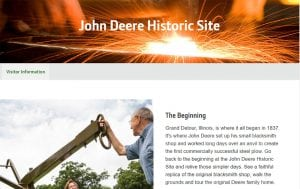 Grand Detour IL John Deere