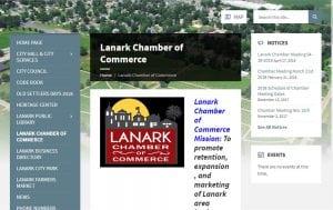 Lanark IL Chamber