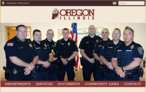 Oregon IL Police