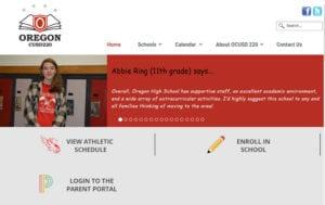 Oregon IL Schools