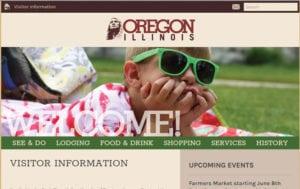 Oregon IL Visitor Information