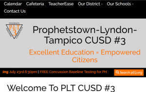 Prophetstown IL Schools