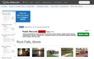 Rock Falls City Data