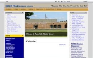 Rock Falls IL Middle School