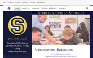 Sterling IL Schools