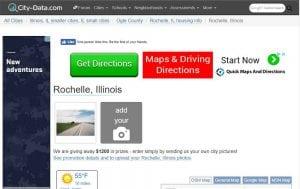 Rochelle IL City Data