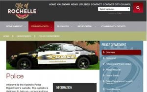 Rochelle IL Police Department