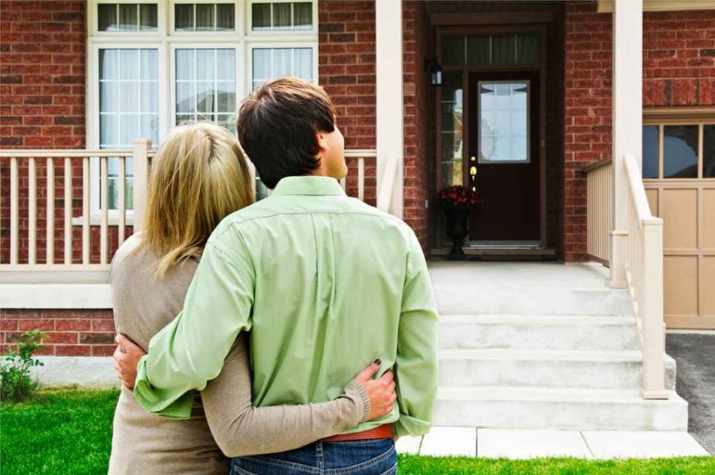 Couple Finding Their Dream Home